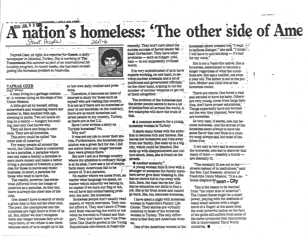 our nation of homelessness It is simply unacceptable for individuals, children, families and our nation's veterans to be faced with homelessness in this country president obama.