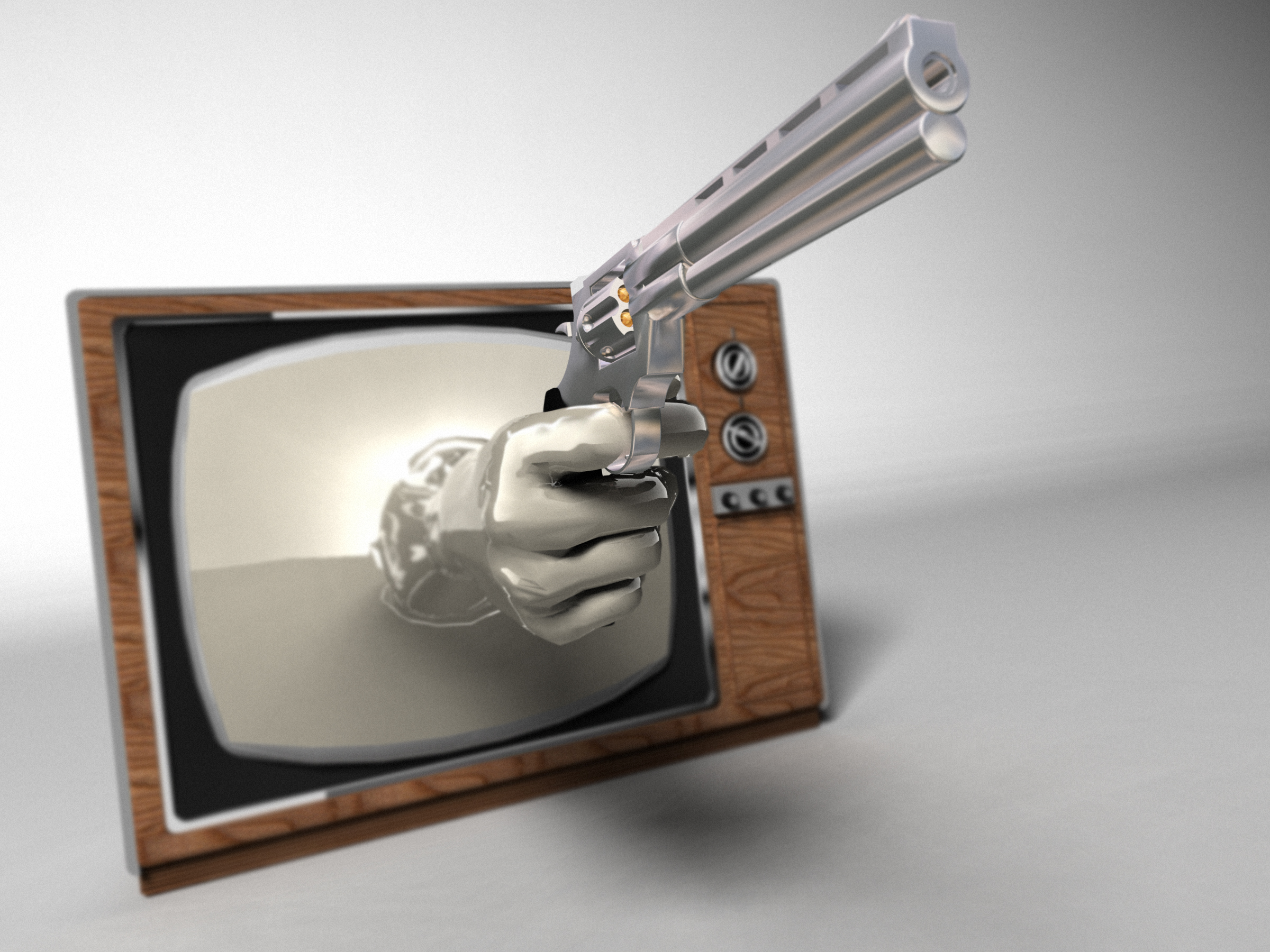 negative effects from television violence Scope and limitation of the study the study aimed to know the positive effects of television violence to the grade 9 are many negative effects like.